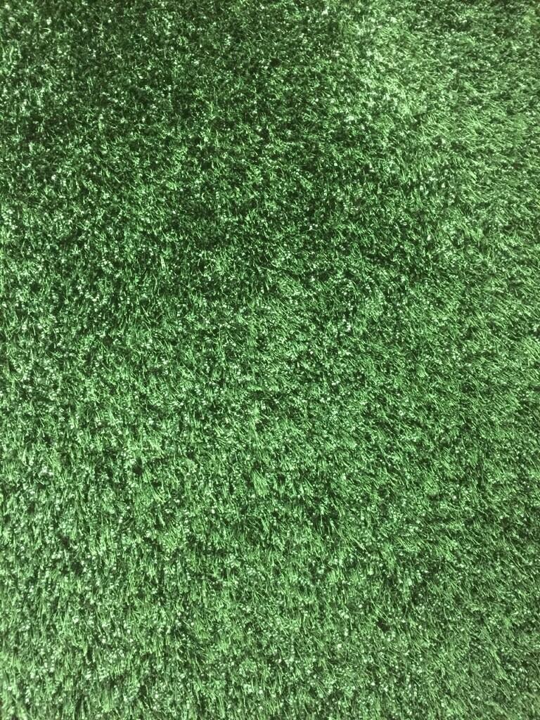 57 Dark Green Knot Ball