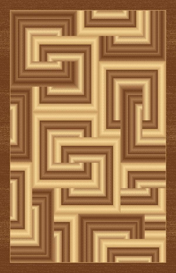 7761 Brown Dark Yellow Jr Carving