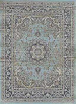 8676 Light Blue Black Jasmine (409)