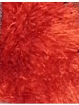 TD2400 3 Red Luxury Shag