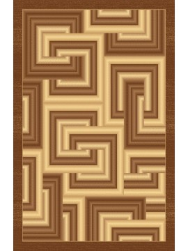 7761 Brown Dark Yellow Jr Carving
