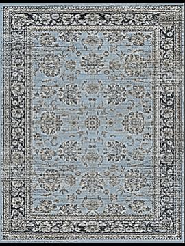 8581 L Blue Black Jasmine (403)