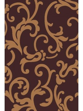 9313 Brown Dark Beige Super Frisee