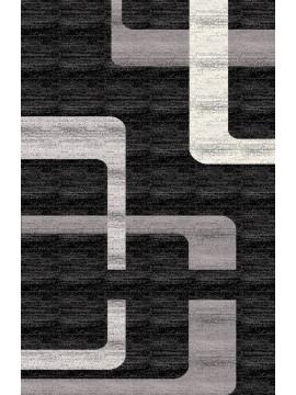 579 Black Dark Grey JR Carving