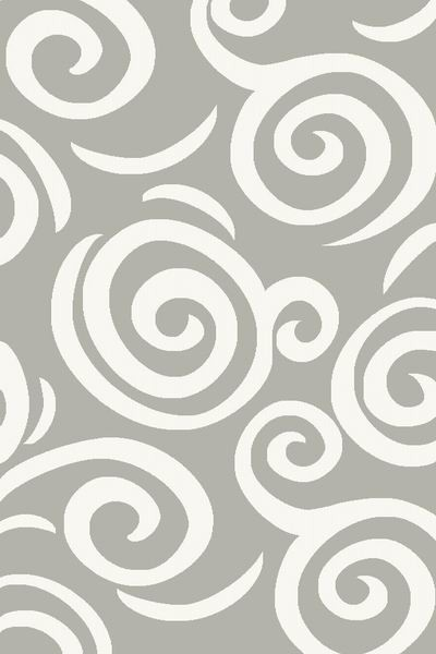6x8 1012 Light Grey White Susu