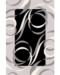 7695 Black Light Grey Jr Carving