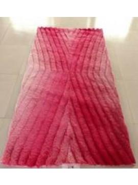 2 Pink 3D Shag