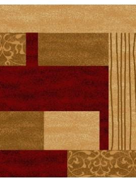 3092 Burgundy Dark Brown Amara