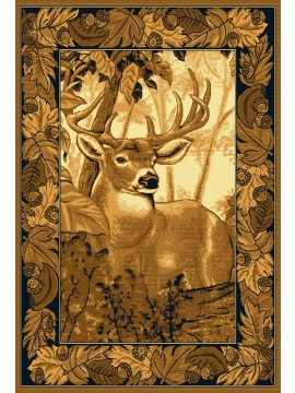 3172 Ivory Dark Brown Amara