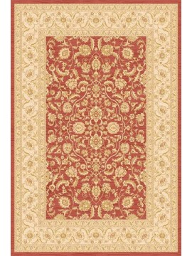 7708 Tile Red Cream Ziegler