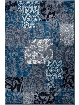 10x13 9443 (691) Blue Silver