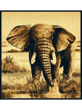 3175 Ivory Black Amara