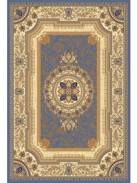10x13 4342 Blue Ivory New Classic